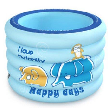 Baby Schwimmbad/Aufblasbare Planschbecken/Baby-Pool/Home Schwimmbad für Kinder/Adult Super Verdickung Pool-A
