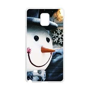 Head Case Designs Mr. Snowman Christmas Classics Gel Back Custom Case for SamSung Galaxy Note4?