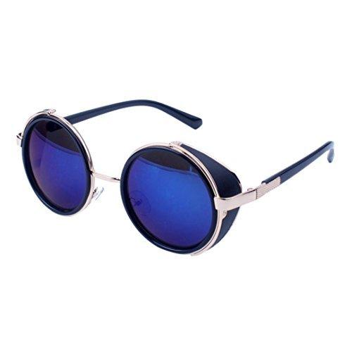 Winwintom moda de lente sol hombres mujeres gafas de Color Vintage gafas espejo aviador G viajes moda Retro 1r4Uq1p