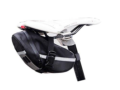 EJY Fahrrad Sattel und Gepäckträgertasche Wasserdicht Fahrradtasche Gepäckträger Gepäckträgertasche Mountainbike Rennrad Saddle Seat Bag für Outdoor