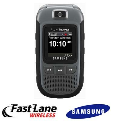 - Samsung Convoy SCH-U640 Cell Phone Ruggedized PTT 2+ megapixel Camera for Verizon
