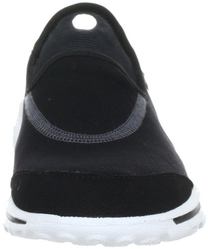 para Zapatos nbsp; de mujer tela GO Walk Skechers BKW 13510 Negro n87qXPE