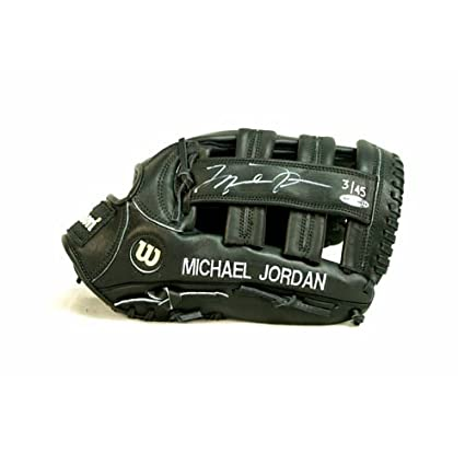 Michael jordan baseball gloves
