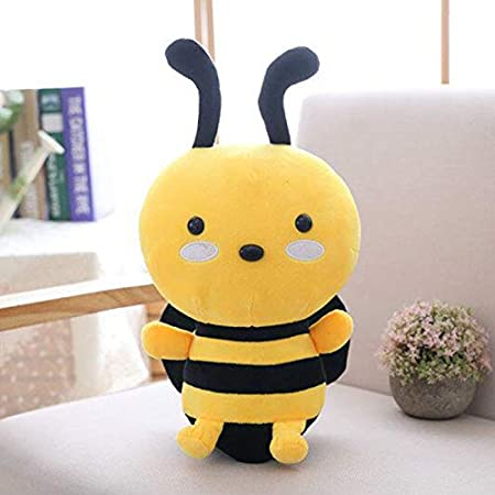 CJJCJJ Juguete de Peluche Cartoon Bee Toys Animal Honeybee ...