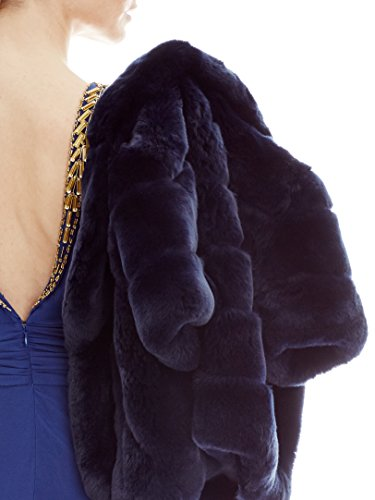 42 Leather Chaqueta Marino Bdba Azul Es Xw45Xqgx