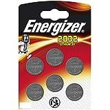 Energizer, Confezione di 6 batterie al Litio da 3 V, CR2032
