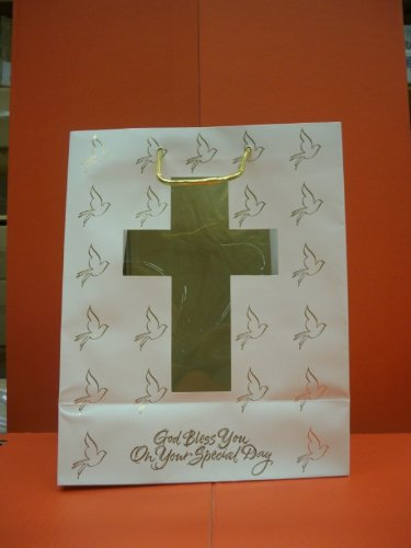 Confirmation/Communion Gift Bag Large (3850-8)