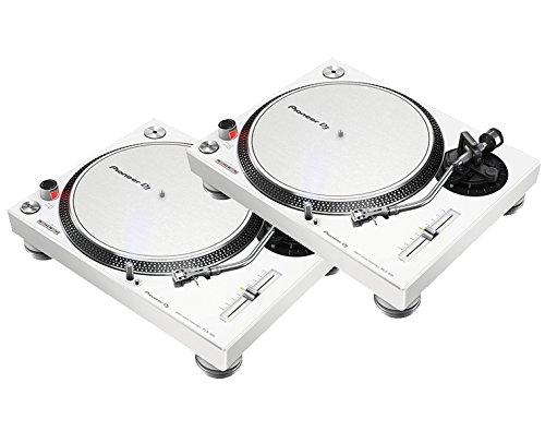 PIONEER ターンテーブル / PLX-500 ホワイト 2台セット