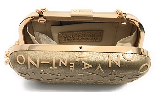 VALENTINO BY MARIO VALENTINO , Damen Clutch Gold gold