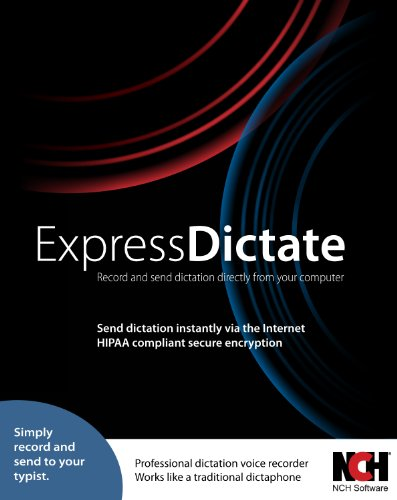 Express Dictate Digital Dictation Software for Mac