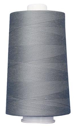 Superior Threads OMNI Thread Tex 30//40 wt Machine Sewing Thread 6000 yds Cone; 3024 Medium Gray 134-02-3024