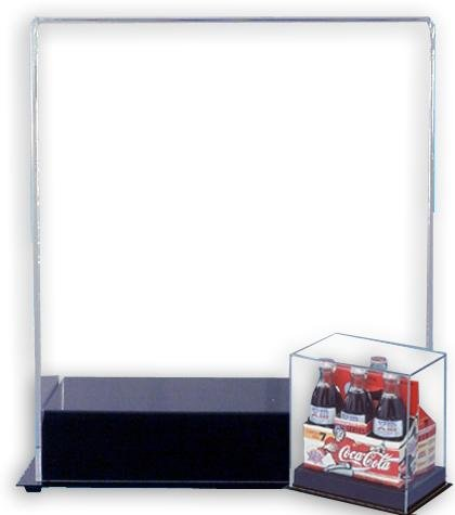 6-Pack Bottle Display Case
