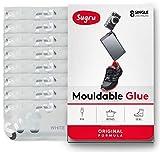 Sugru Moldable Glue - Original Formula - White 8-Pack