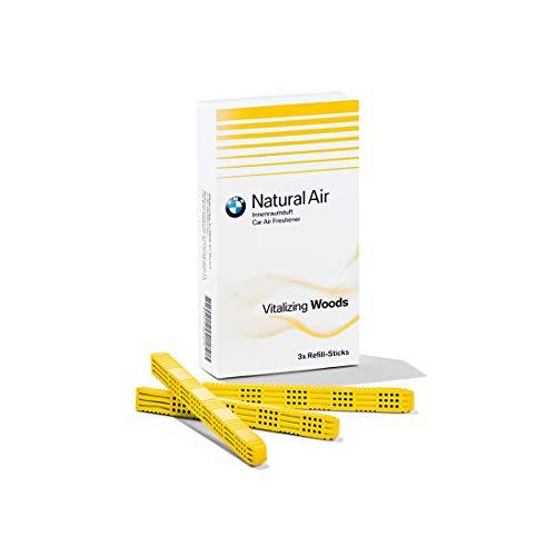 - BMW Natural Air Freshener Refills (Vitalizing Woods)