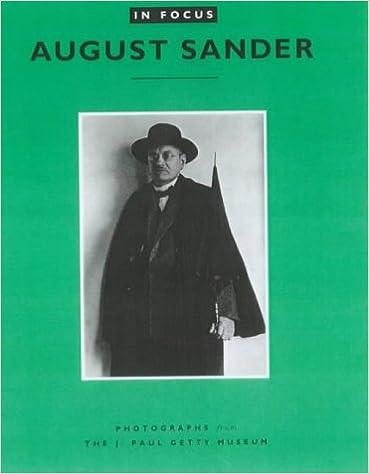 Book August Sanders : In Focus: Laszlo Moholy-Nagy