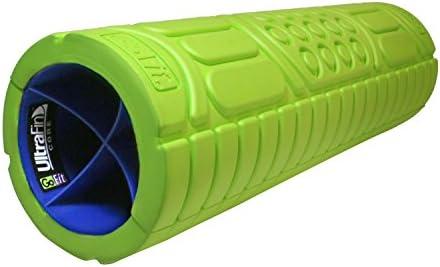 GoFit Portable GoRoller Massage Bar – 18 Inch Roller