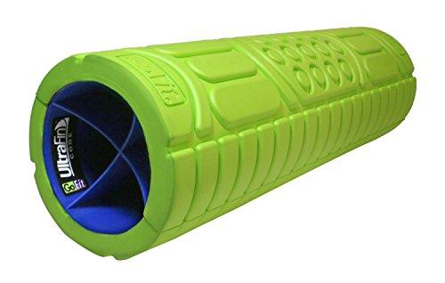 GoFit Portable GoRoller Massage Bar - 18 Inch Roller