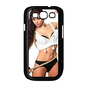 Samsung Galaxy S3 9300 Cell Phone Case Covers Black alyssa Miller Hot Plastic Phone Case Cover For Boys CZOIEQWMXN6552