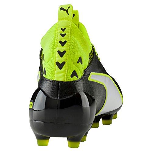 Noir Chaussures Hommes 1 Evotouch jaune Scurit Pour blanc 01 De Football noir Puma Ag rFqw84r