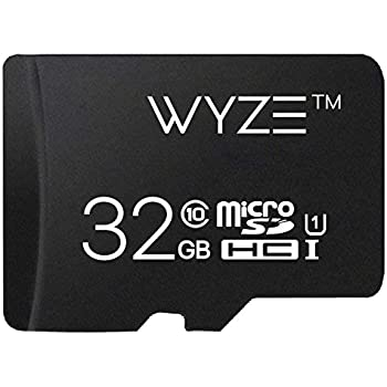 Amazon.com: Wyze Labs - Tarjeta microSDHC de 32 GB ...