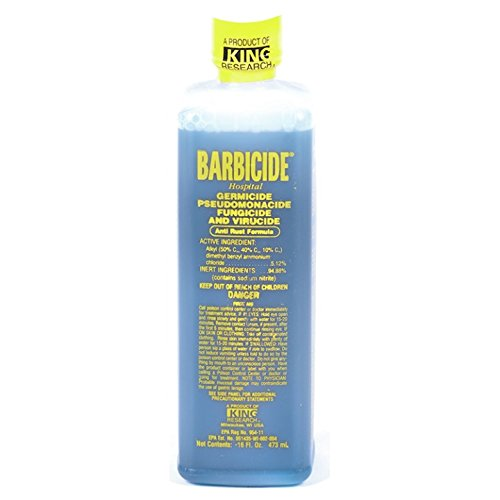 Barbicide Disinfectant 16oz Conc from Top Performance