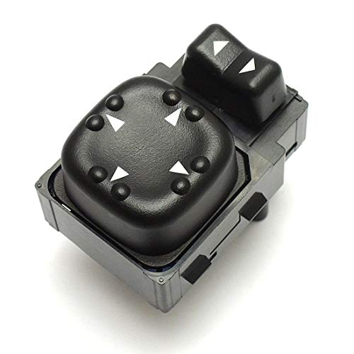 Silverado Mirror Control Switch 901124 Sierra Power Mirror Switch, 2000-2002 (View Switch Mirror Side)