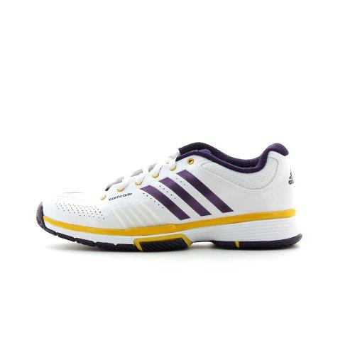 adidas - Zapatillas de tenis para hombre blanco - blanco