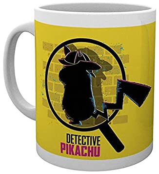 Mug Pikachu MulticoloreCuisineamp; Détective Maison Pokémon Nn0wm8