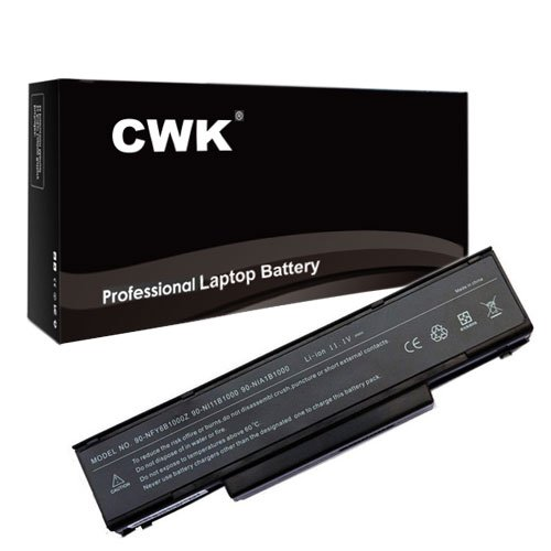 CWK® New Replacement Laptop Notebook Battery for Advent