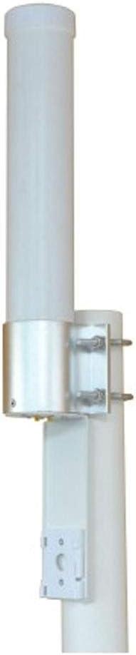 JU FU 5G / 5.8G Antena Polar 12dBi omnidireccional Dual WiFi ...