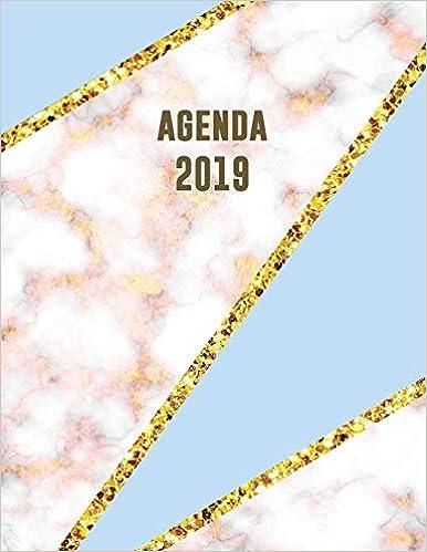 Agenda 2019: Agenda settimanale con calendario 2019 ...