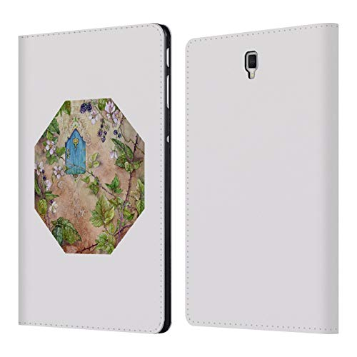 Descant Book - Official Stephanie Law Doorway Descants and Cadences Leather Book Wallet Case Cover for Samsung Galaxy Tab S4 10.5 (2018)