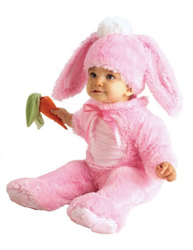 Precious Pink Wabbit Baby Infant Costume - Newborn