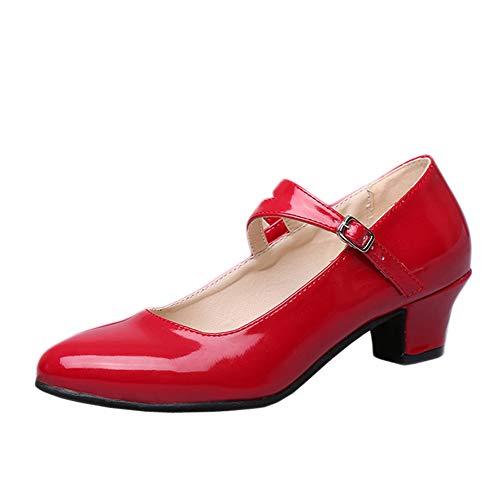 決してフリンジ提案社交ダンスシューズ 女性用ダンスシューズ レディース靴 女性サンダル パーティー 舞台 演出 発表会 イベント ダンスヒール ストラップ
