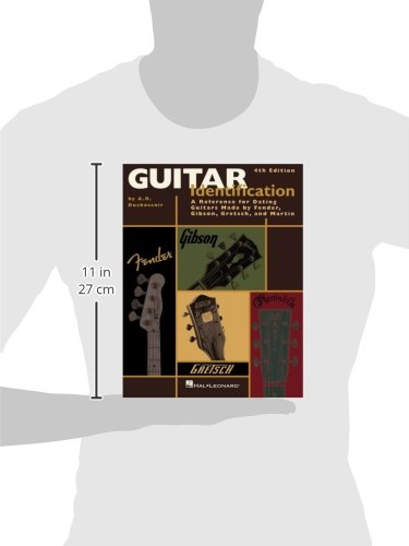 Guitar Identification: A Reference Guide to Serial Numbers
