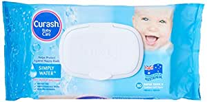 Curash Water Baby Wipes Pack of 240