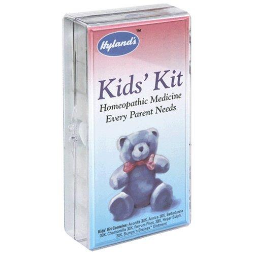 Enfants de Hyland 'Kit, médicament homéopathique, 1 kit