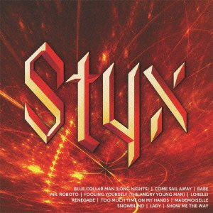 Styx - Icon Best Of Styx [Japan LTD CD] UICY-75264 (Styx Icon)