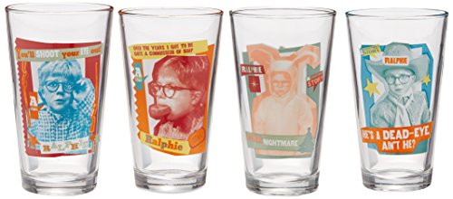 4 Pack Pint Glass - 9