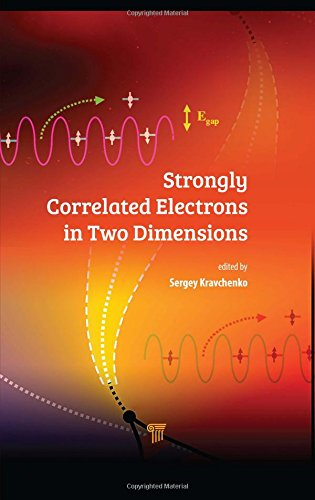 Strongly Correlated Electrons in Two Dimensions-cover
