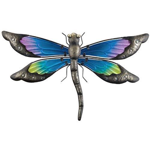 Regal Art & Gift 12357 Vintage Dragonfly Decor 15 Wall Décor, Multicolor