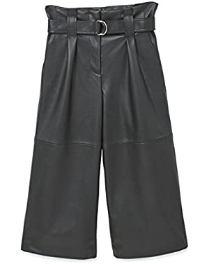 Mango Women's Crop Trousers