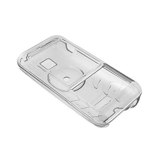 Creative Zen Mozaic MP3 Player Accessory - Clear Crystal Hard Case Cover with...