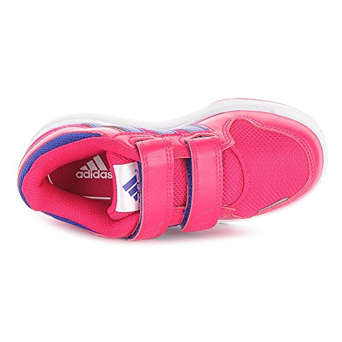 Adidas - Trainer 6 CF K - B40722 - Farbe: Blau-Rosa - Größe: 28.0