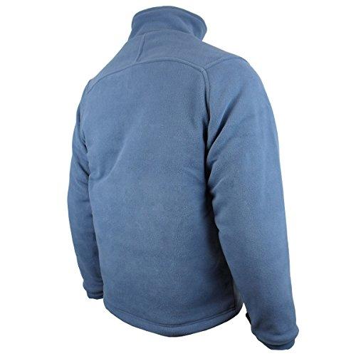 China Lavoro Pile Uomo Anti Con blue Da In Zip Calda Chill Gamma Invernale Giacca Pelucchi nApwFCqx6a