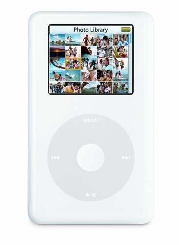 amazon com apple ipod 30 gb photo white m9829ll a 4th generation rh amazon com ipod 80gb instruction manual apple ipod classic 80gb user manual