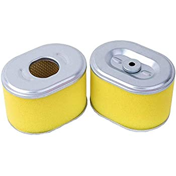 Pack of 3 Air Filter for Honda GX110 GX120 Engine Replace # 17210-ZE0-505 17210-ZE0-822 17210-ZE0-820 17210-ZE0-821 John Deere AM123909 MIU11464 Trustsheer
