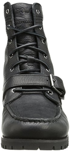 Polo Ranger Mens Ralph Boot Black 5 9 US D Lauren rtqtSO