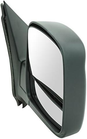 Espejo retrovisor manual pasajero derecho RH para 08 – 13 Chevy Express GMC Savana Van: Amazon.es: Coche y moto