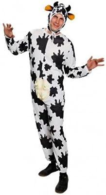 Disfraz de Vaca Pinta Ubres adulto: Amazon.es: Juguetes y juegos